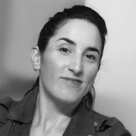 Portrait d'Anne BRANGER